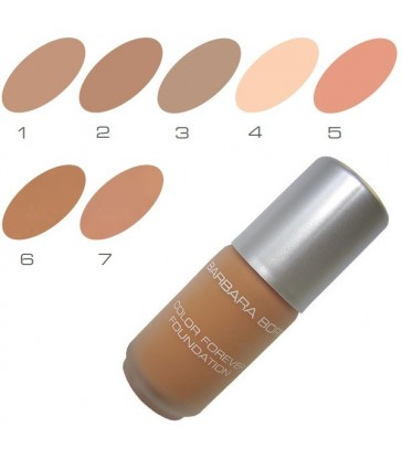 COLOR FOREVER FOUNDATION