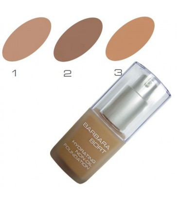 HYDRATING NONOIL FOUNDATION Hydrating oil free foundation