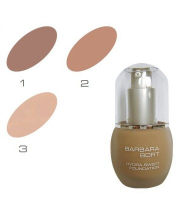 HYDRASWEET FOUNDATION Antiage foundation with vitamin E