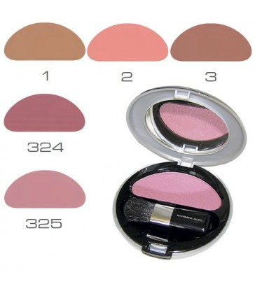 SILKEN BLUSH ON Treating compact blush