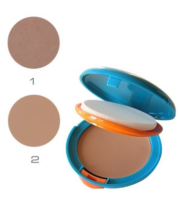 SUN CARE MAKE UP Highly shielding foundation with UVAUVB filter