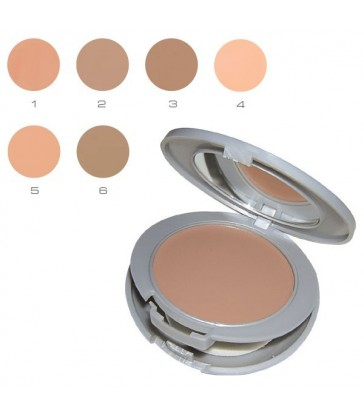 SILKEN FOUNDATION Creamy treating foundation
