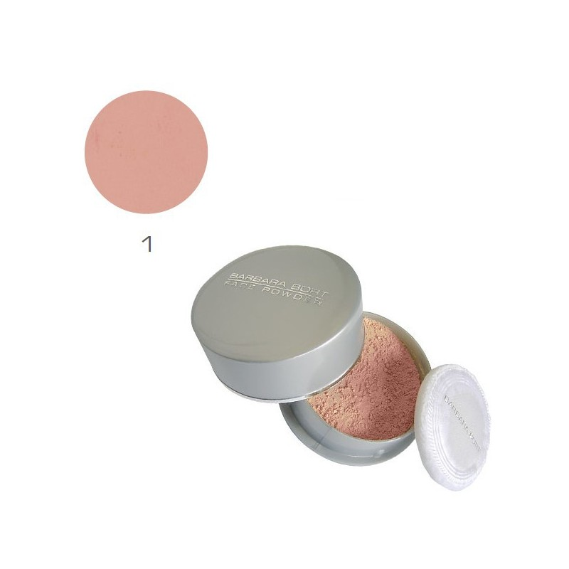 FACE POWDER Loose powder