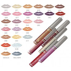 SHIMMERING LIP GLOSS Shiny sparkling lip gloss