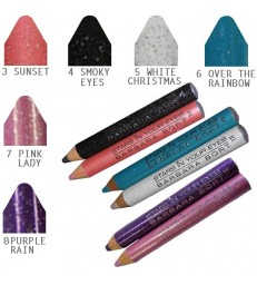 STARS IN YOUR EYES eye shadow pencil with glitters
