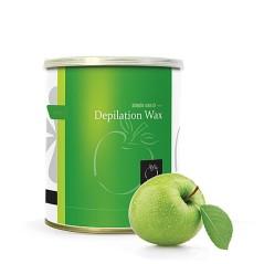 Κερί Αποτρίχωσης Πράσινο μήλο με TiO2 Τιτάνιο Δοχείο 800ml