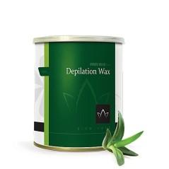 Κερί Αποτρίχωσης Aloe Vera Περλέ με TiO2 Τιτάνιο Δοχείο 800ml