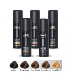 Hair Make-up Spray colour corrector