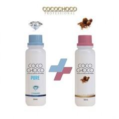 brazilian keratin Coco Choco kit 50ml.