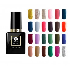 Ημιμόνιμο βερνίκι Oulac Βασικά Χρώματα 10ml.