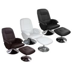 Πολυθρόνα πεντικιούρ και αισθητικής relax με Υποπόδιο.