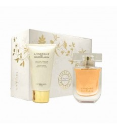 Guerlain L`Instant Eau de Parfum 30ml. & Body Lotion 75ml.