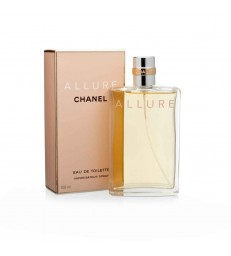 Chanel Allure Eau De Toilette 100ml Spray.