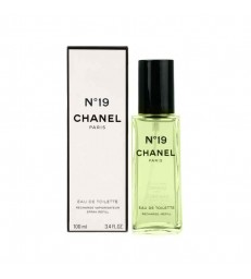 Chanel No.19 Refill Eau de Toilette 100ml.