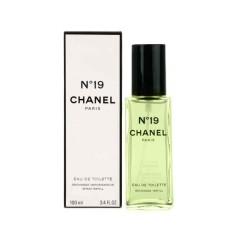 Chanel No.19 Refill Eau de Toilette 100ml.
