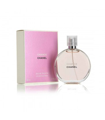 Chanel Chance Eau de Toilette 50ml.