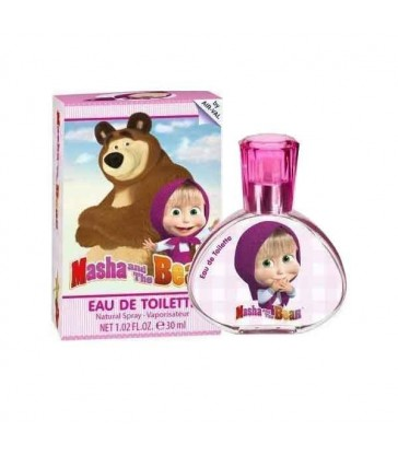 Masha And The Bear Eau de Toilette 30ml.