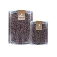 Ζεστό κερί αποτρίχωσης σε κόκκους σοκολάτα χωρίς ταινία για κανονικό & ευαίσθητο δέρμα.