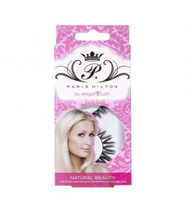 Elegant Touch Paris Hilton False Eyelashes Natural Beauty № 842.