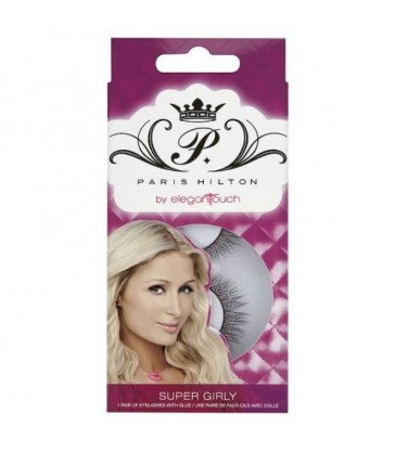 Elegant Touch Paris Hilton False Eyelashes Super Girly № 781.