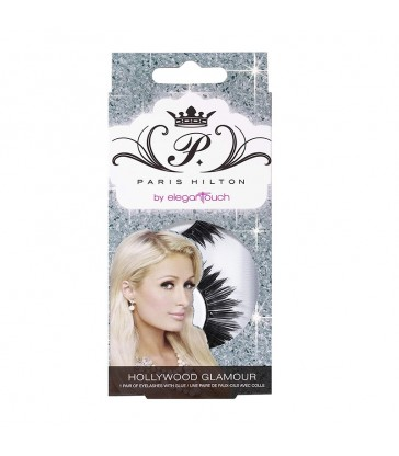 Elegant Touch Paris Hilton False Eyelashes Hollywood Glamour № 668.