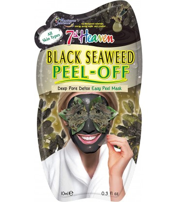 Montagne Jeunesse Black Seaweed Peel-Off Mask 10ml.