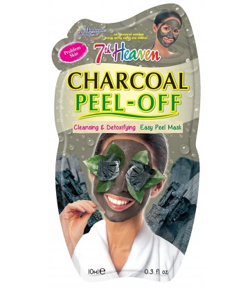 Montagne Jeunesse Charcoal Peel Off Mask Problem Skin 10ml.