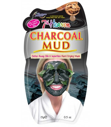 Montagne Jeunesse 2-in-1Charcoal mud mask 20ml.