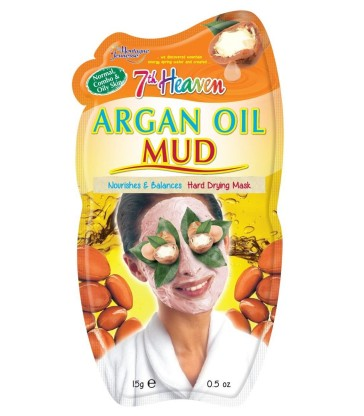 Montagne Jeunesse Argan Oil Mud Mask 15ml.