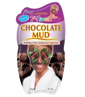 Montagne Jeunesse Chocolate Mud Face Mask 20ml.