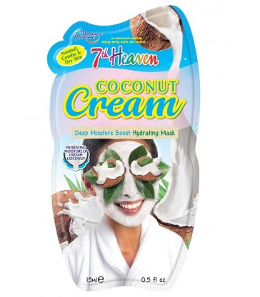 Montagne Jeunesse Coconut Cream Face Mask 15ml.