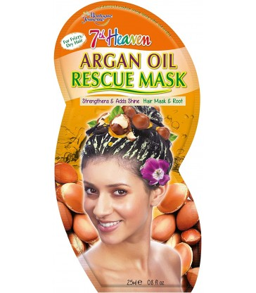 Montagne Jeunesse Argan Oil Rescue Hair Masque 25ml.