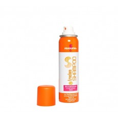 Dry Shampoo Spray με Βιταμίνη Ε για κάθε τύπο μαλλιών 75ml.