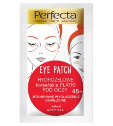 Perfecta Eye Patch Hydrogen 45+ collagen & soya bean.