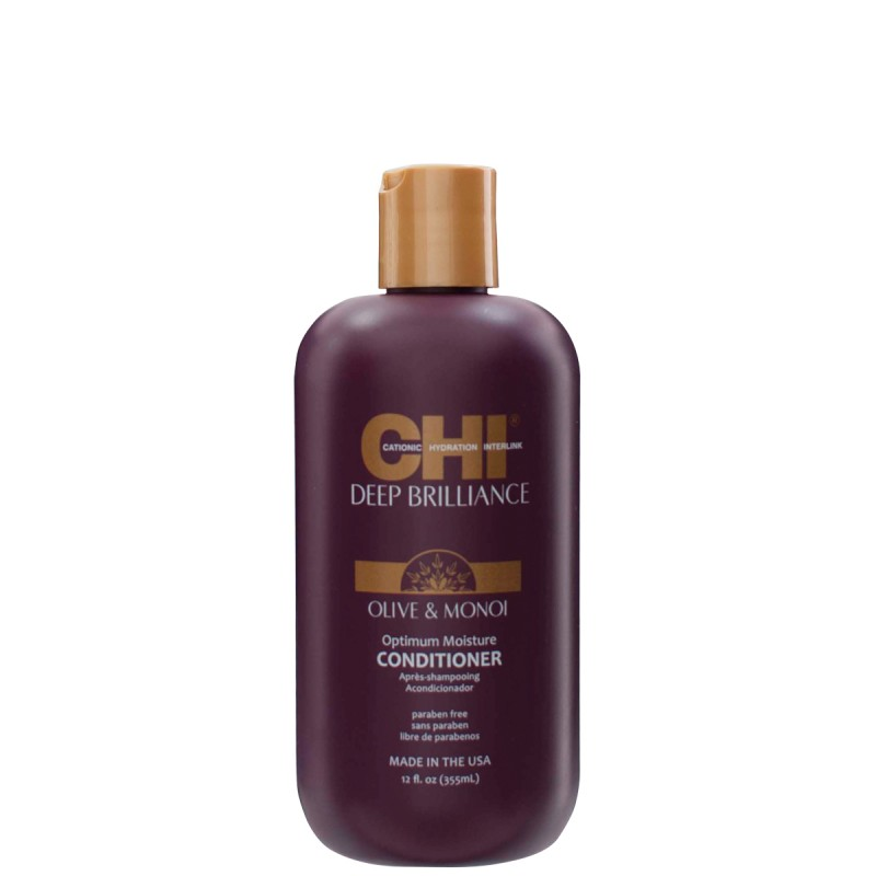 CHI Deep Brilliance Optimum Moisture Conditioner 355 ml.