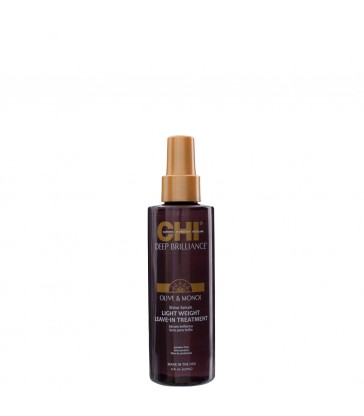 CHI Deep Brilliance Shine Serum Lightweight Leave-In Treatment 177ml