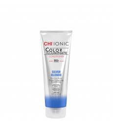 CHI Ionic Color Illuminate Conditioner Silver Blonde 251ml.