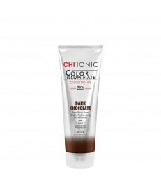 CHI Ionic Color Illuminate Conditioner Dark Chocolate 251ml.