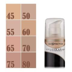 Max Factor Colour Adapt Cream Make Up.