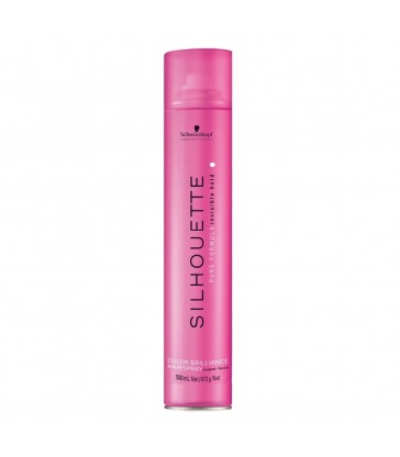 Schwarzkopf Professional Silhouette Color Brilliance Hairspray Super Hold 500ml.