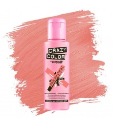 Crazy color Peachy Coral 100ml