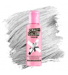 Crazy color Silver 100ml