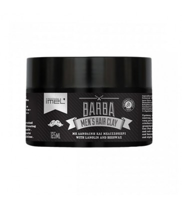 Barba Men's Hair Clay 125ml