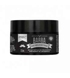 Barba Men's Hair & Beard pomade (Πομάδα) 125ml