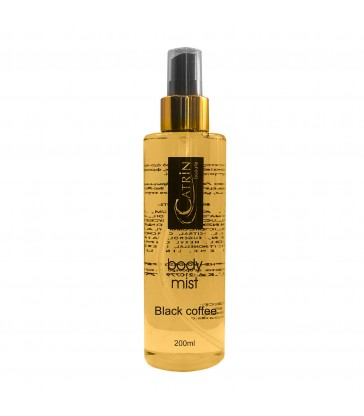 Body Mist Black Coffee 200ml