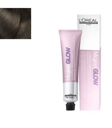 N° 0.13 Dark Base Majirel Glow L'Oreal Professionnel 50ml.