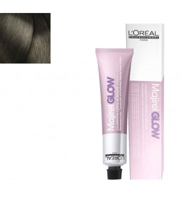 N° 0.17 Dark Base Majirel Glow L'Oreal Professionnel 50ml.