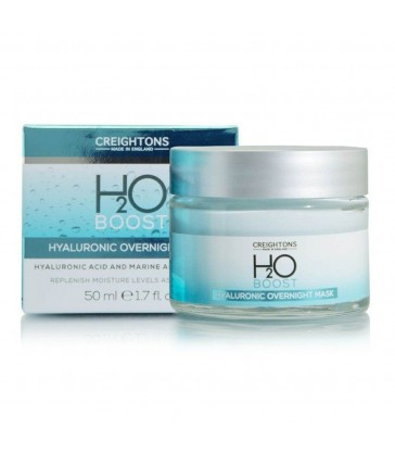 Creightons H2O Boost Hyaluronic Overnight Mask 50ml