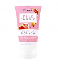 Creightons Pink Grapefruit Refreshing Face Wash150ml