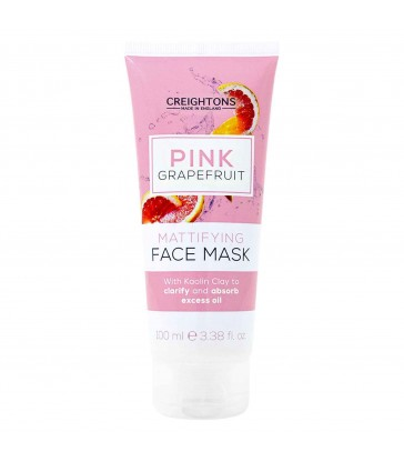 Creightons Pink Grapefruit Mattifying Face Mask 150ml